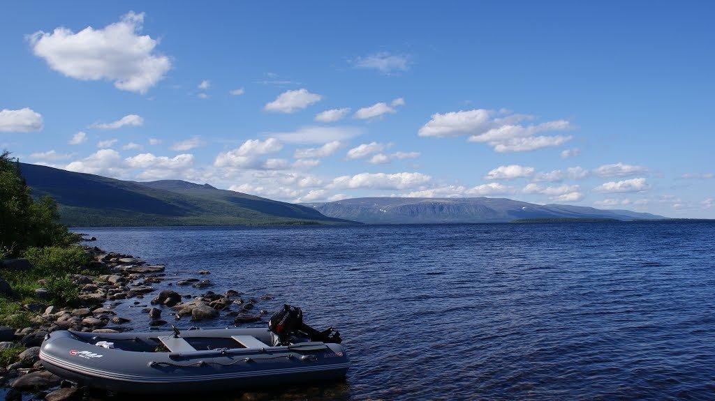 рыбалка на онежском озере дикарем