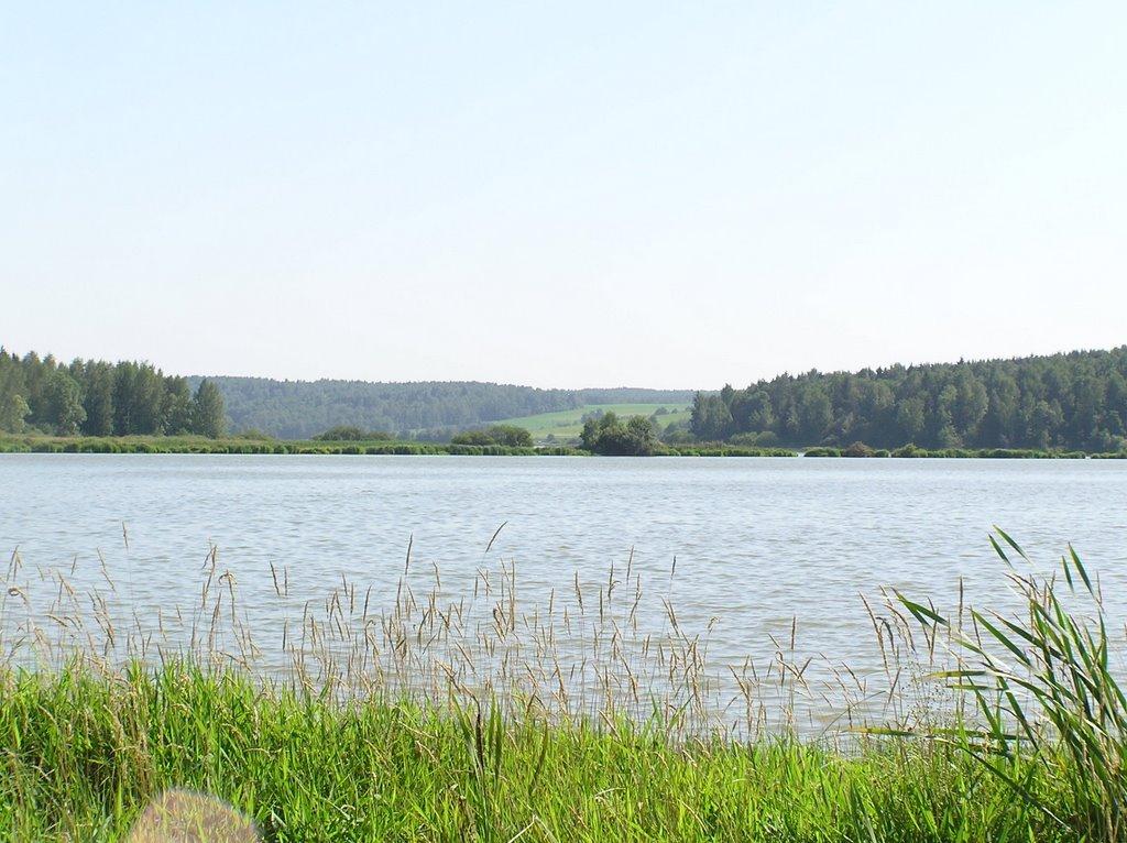 озеро врево рыбалка