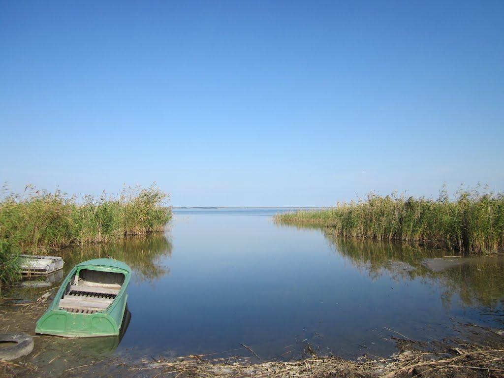 рыбалка на озере ик омская область