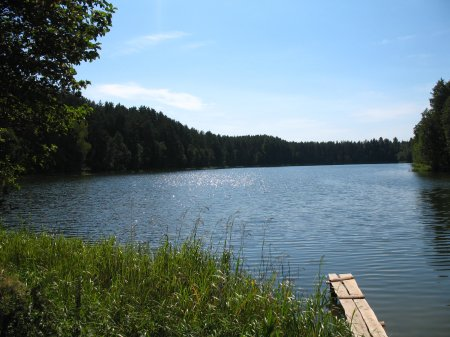 Озеро Селигер. Тверская область.