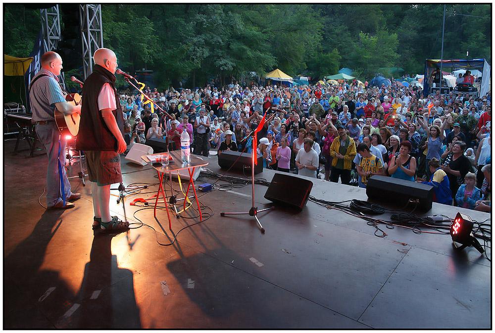 фото грушинский фестиваль.