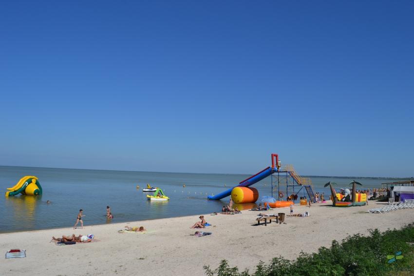 Курорты азовского моря. Ейск.