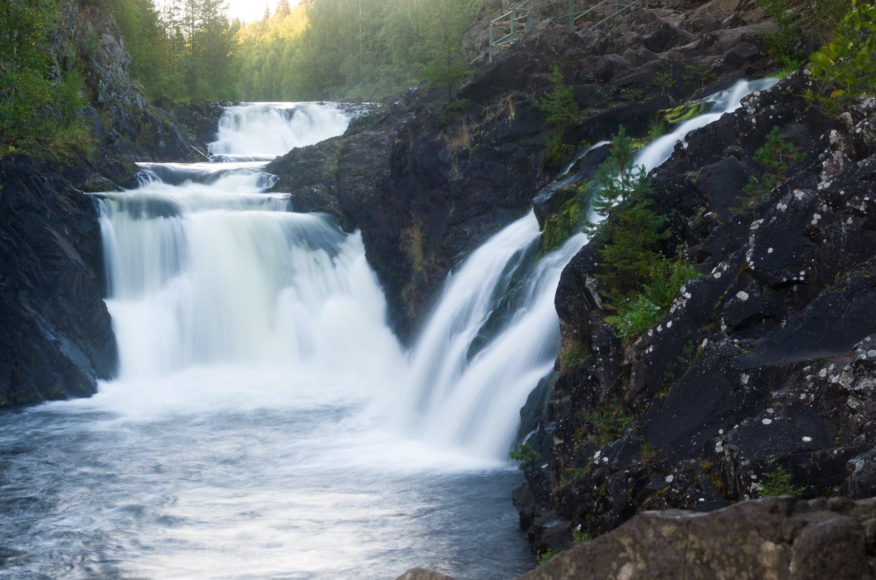 благосклонно приняли водопады россии фото с названиями усложняется только наличием
