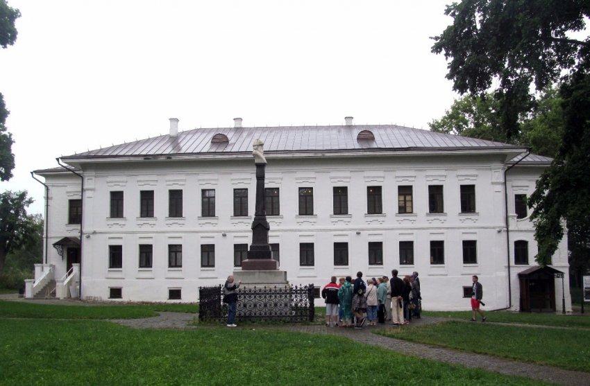 Музей венедиктова в плесе