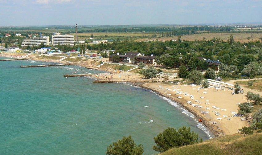 Бухты Крыма