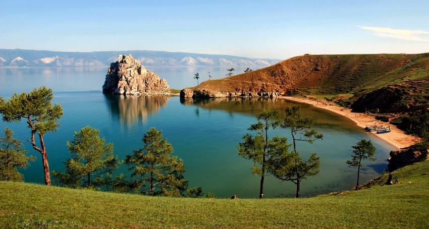 Природные объекты всемирного наследия. Озеро Байкал