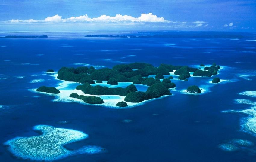 Природные объекты всемирного наследия. Галапагосские острова