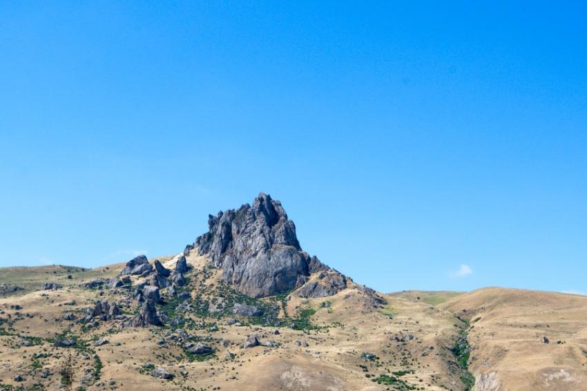 Малый Кавказ и Армянское нагорье