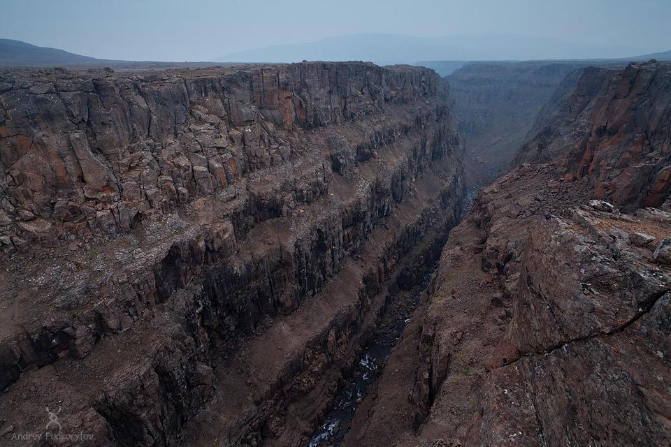 Фотографии пород руды путоранского плато