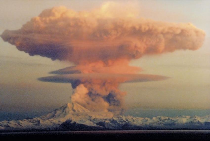 Все действующие вулканы планеты Земля