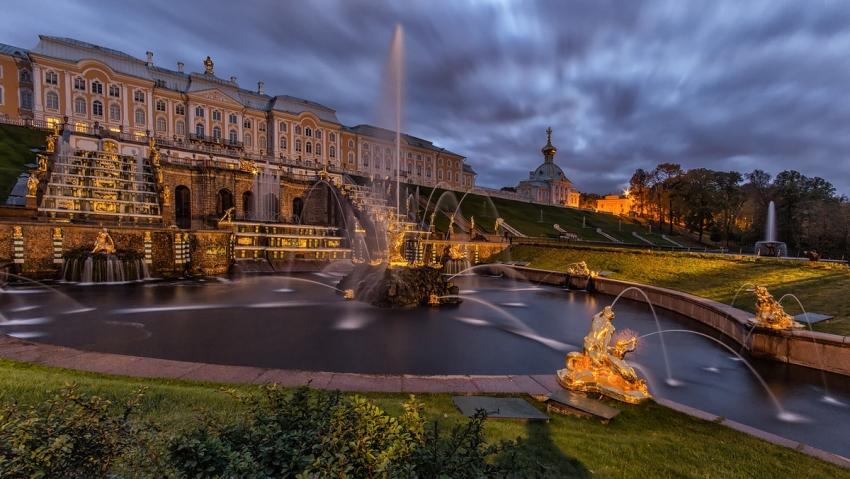 Пригороды санкт-петербурга  экскурсии по дворцам питерских пригородов