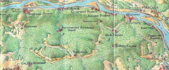 Национальный парк Самарская Лука и Жигулевский заповедник